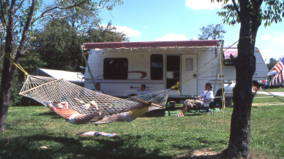 Camping in Chautauqua County NY - Chautauqua Lake Camping