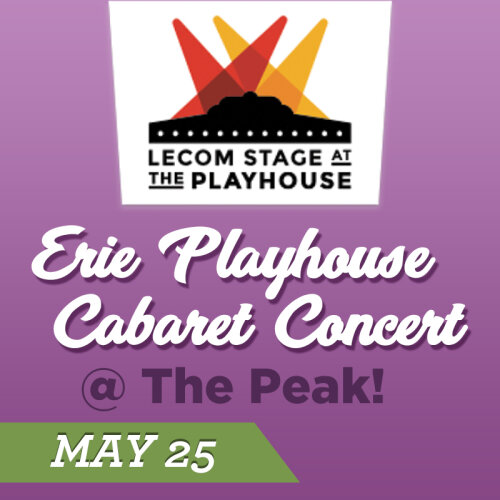 Erie Playhouse Cabaret Concert, Clymer NY 14724, NY
