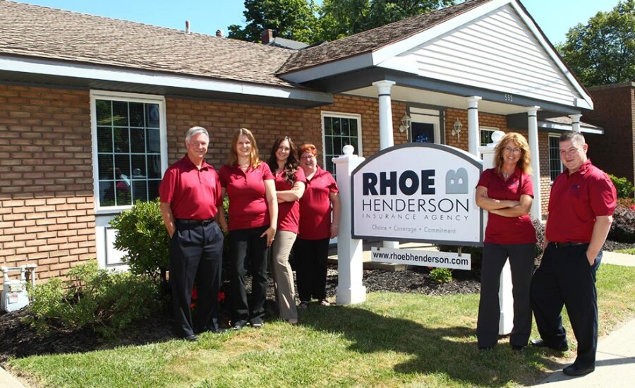Rhoe B  Henderson Insurance, Jamestown, NY   Chautauqua