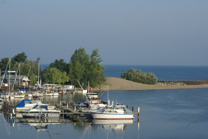 Vineyards, Beaches, and World-Class Fishing on Lake Erie
